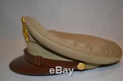 Chapeau Ww2 Usaf Du Concasseur D'été Du Concasseur Des Officiers De L'armée De L'air Américaine