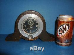 Chelsea Ww1 Horloge U. S. A. Armée S. S. C. Aviation Section Signal Corps Avant Air Force