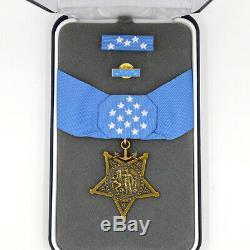 Commande Ww12 Army Navy Air Force De La Médaille À L'honneur Plein Set, Rare, Selten