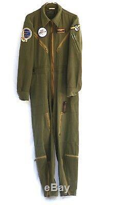 Costume Eaa Armée Airforces Type De Vol L-1 Et Livres