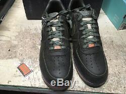 Ds Hommes Nike Air Force 1 Suprême Max Air 07 Berlin Dark Army 316666 331 Sz 14