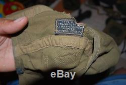 Forces Armées De L'armée De L'air De La Seconde Guerre Mondiale B17 Pilotes 390ème Groupe De Bombes 571e Escadron De Bombe Id'd