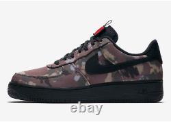 Homme Nike Air Force 1'07, Italie Camo'' Size Uk 6.5 Eur 40.5 (av7012 200)