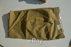 L'armée Américaine Officiers De L'armée De L'air Chemises Et Pantalons Dans La Boîte D'origine Nos