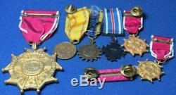 La Légion Du Mérite Des Forces Aériennes De La Seconde Guerre Mondiale Nommée Médaille Et Médailles Aériennes