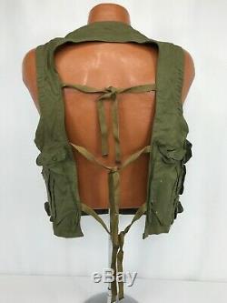 La Seconde Guerre Mondiale Us Army Air Forces Pilotes D'urgence Subsistance Type C-1 Vest Vol