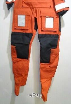 La Survie À Un Immersion Série Costume 400 Armée Britannique Gore-tex Raf Rn Med H3 Im12