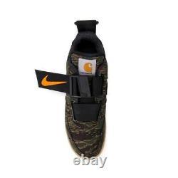 Limited Nike Air Force 1 Low Utility Prm Carhartt Wip Camo Av4112-300 13
