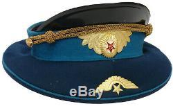 M69 Aviateur Soviétique De L'uniforme De Parade De Baïkonour Armée Soviétique De L'armée De L'air