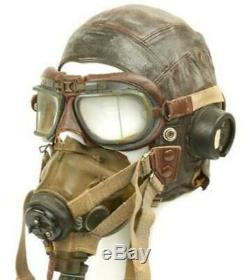 Masque À Oxygène De L'armée Britannique De La Raf, Millésime Ww2