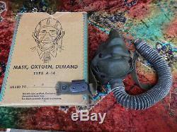 Masque À Oxygène De Type A-14 Avec Volant