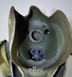 Masque À Oxygène De Type A-14 De Pilotes De Vol Us De La Forces Armées Us Army Avec Boite Originale