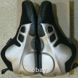 Nike Air Flightposite II Le Shoes KG 2010 Black Zinc Copper Foamposite 2 Hommes 10