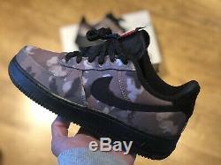 Nike Air Force 1 07 Italie Camo Taille Uk 5.5 Eur 38,5 6 Nous Av7012 200