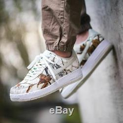 Nike Air Force 1'07 Lv8 3 Ao2441-100 Taille 12