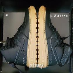 Nike Air Force 1 Gtx Goretex Boot Anthracite Ct2815-001 Taille Homme 12