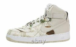 Nike Air Force 1 High 07' Lv8 3 Realtree Ao2410-100 Taille Homme 15