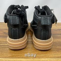 Nike Air Force 1 High Gore-tex Boot'black Gum' Taille De Bottes Pour Homme 6 Ct2815-001