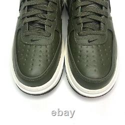 Nike Air Force 1 High Gtx Boot Olive Ct2815-201 Taille 10.5 Goretex Army Green