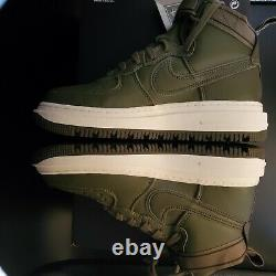 Nike Air Force 1 High Gtx Boot Olive Ct2815-201 Taille Homme 7 Wmns 8,5 Gore-tex
