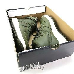 Nike Air Force 1 High Gtx Boot Sz-10.5 Med-olive Ct2815-201 Gore-tex No-box-lid