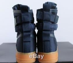 Nike Air Force 1 Sf Af1 Special Field De Minuit Bleu Marine Sz 10,5 864024-400