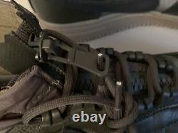 Nike Air Force 1 Wtr Gtx Gore-tex Cq7211 300 Sequoia/black/olive Mountain Royaume-uni 7