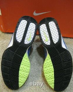 Nike Air Griffey Max 1 Swingman Remix Shoes White Royal Blue Black Volt 2 Hommes 10