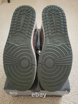 Nike Air Jordan I Forces Armées 1 Militaire 2007 Taille 10 325514 231