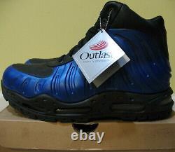 Nike Air Max Foamdome Foamposite One 1 Bottes Acg Royal Blue Black Jordan Hommes 10