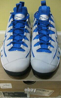 Nike Air Max Nm Hideo Nomo Chaussures 2011 Cool Gray Blue Griffey Jordan 1 11 Hommes 10