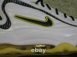 Nike Air Total Max Uptempo Le Hoh Reggie Miller Pe Chaussures White Jordan Hommes 10,5