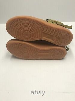Nike Sf Air Force 1 MID Top Chaussures Hommes Desert Green Moss (917753-301) Nouveau Sz 13