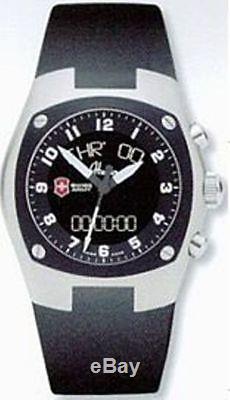 Nouveau Chronographe Swiss Army Hunter Air Force Swiss Made