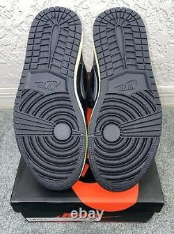 Nouveau Nike Air Jordan 1 High Og Tokyo Bio Hack 555088 201 Livraison Gratuite