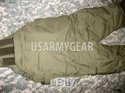 Nouveaux États-unis. Army Air Force Épais Isolé Nomex Overalls Pantalons De Temps Froid CVC Bib