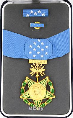 Ordonnons Ww12 Marine Army Air Force De Courant Médaille D'honneur Complet Set, Rare, Selten