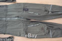 Original 40s Ww2 Usaaf Army Air Force L-1 Costume De Vol Conmar Sz Med L Rare