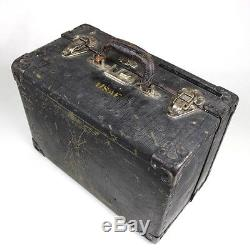 Original Us Army Air Forces Corps Usaaf Bomber Aircraft Type D'appareil Photo K-20 In Box