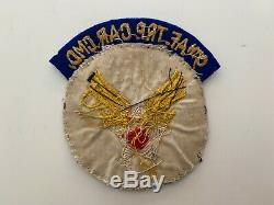 Pk406 Originale Ww2 Us Army Air Force 9 Troop Carrier Command Patch Wa8
