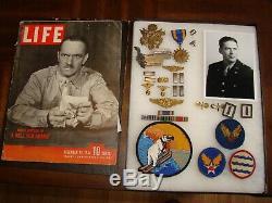 Rare Forces Aériennes Seconde Guerre Mondiale L'armée Américaine 1ère Recherche Et De Sauvetage De L'arctique Groupement Escadron