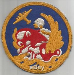 Rare Ww 2 Us Army Air Forces Aviation Engineers Patch Inv # S291