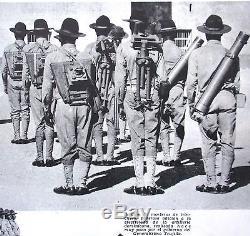 République Dominicaine Trujillo Era 1936 Armée De L'air Force Police CD Photos