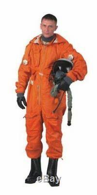 Rus Armée Rare Authentique Russe Soviétique Mig / Su Pilote Pression De Haute Costume Msk-5