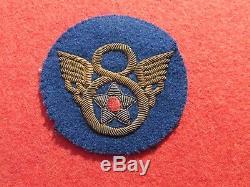 Seconde Guerre Mondiale Armée Américaine Us Air Force 8ème Aaf Bullion