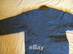 Seconde Guerre Mondiale F-1 Costume Chauffé Lapin Bleu Taille 42 Usaaf Army Air Corps D'armée Des Forces Aériennes Ww2
