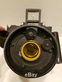 Seconde Guerre Mondiale Folmer Graflex K20 4 X 5 Camera U. S. Army Air Force Military