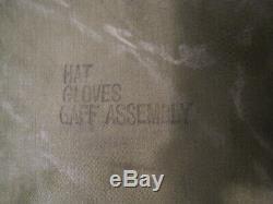 Seconde Guerre Mondiale Usaaf Armée Armée De L'air De Type C-1 Gilet D'urgence Subsistance Withholster Rare # 2