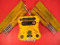 Seconde Guerre Mondiale Usaf Army Air Force Bailout Life Raft Scr-578 Gibson Girl Radio Set 1945