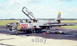 Siège D'éjection Se Complètent Avec Des Avions De Parachutistes Armée Soviétique Polonais Jet Ts Iskra
